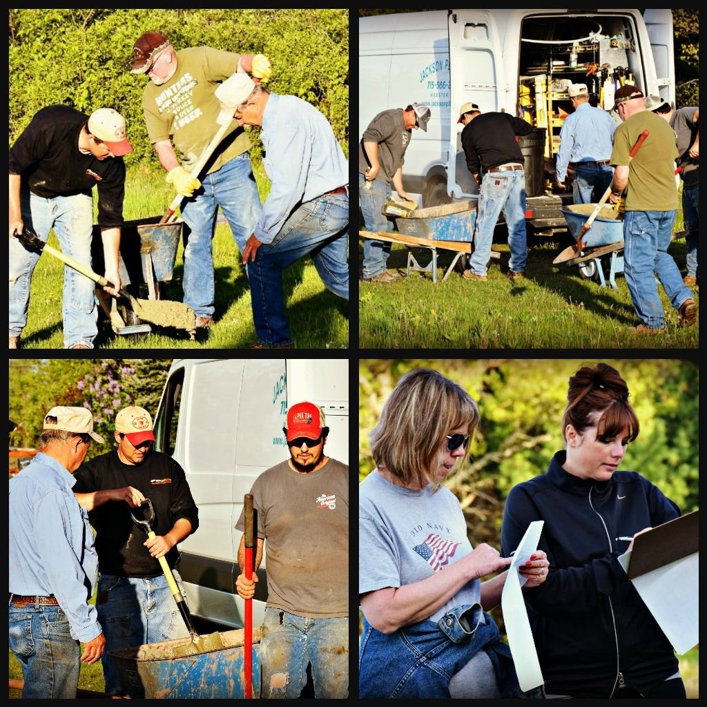 May 20, 2015 Cemetery Work Day
